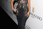 Paris Hilton Beaded Dress