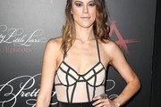 Lindsey Marie Shaw Corset Top