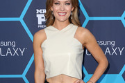 Amy Purdy Crop Top