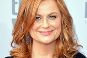 Amy Poehler Medium Curls with Bangs