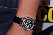 Wentworth Miller Leather Band Chronograph Watch