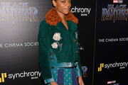 Letitia Wright Fleece Jacket