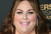 Chrissy Metz Half Up Half Down
