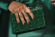 Ava DuVernay Beaded Clutch