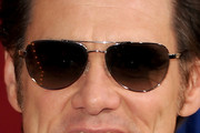 Jim Carrey Aviator Sunglasses
