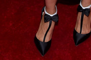 Jennifer Beals Evening Pumps