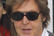 Paul McCartney Oval Sunglasses