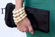 Christine Baranski Satin Clutch