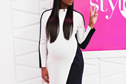 Tika Sumpter Maternity Dress