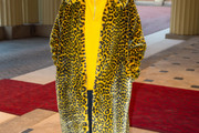 Adwoa Aboah Fur Coat