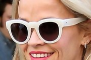 Reese Witherspoon Square Sunglasses