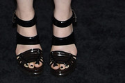 Lena Dunham Strappy Sandals