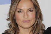Mariska Hargitay Medium Layered Cut