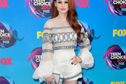 Madelaine Petsch Embellished Top