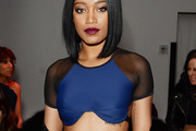 Keke Palmer Crop Top
