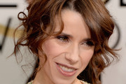Sally Hawkins Messy Updo