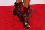Marija Abney Lace Up Boots