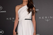 Charlotte Casiraghi One Shoulder Dress