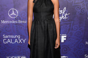 Amandla Stenberg Little Black Dress