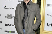 Chad Michael Murray Military Jacket