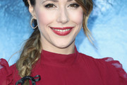 Amanda Crew Loose Braid