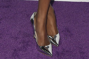 Skai Jackson Evening Pumps