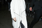 Kourtney Kardashian Wool Coat