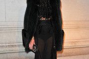 Bianca Brandolini D'Adda Little Black Dress