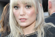 Pom Klementieff Long Wavy Cut with Bangs