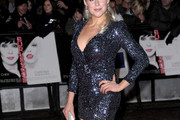 Abi Titmuss Beaded Dress