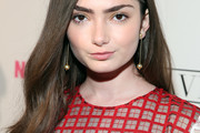 Emily Robinson Long Wavy Cut