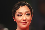 Ruth Negga  Finger Wave