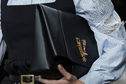 Bella Hadid Oversized Clutch