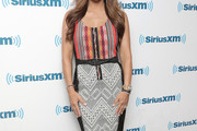 Teresa Giudice Print Dress