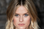 Alice Eve Short Wavy Cut