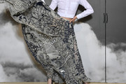 Coco Rocha Long Skirt