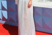 Ellie Goulding Long Skirt