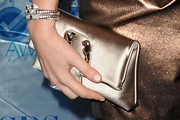 Jennifer Finnigan Satin Clutch