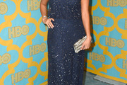 Yara Martinez Beaded Dress