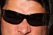 Robert Trujillo Rectangular Sunglasses