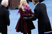 Kelly Clarkson Evening Coat