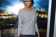 Judi Shekoni Long Sleeve T-Shirt