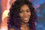 Venus Williams Medium Curls