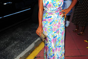 Naturi Naughton Evening Dress