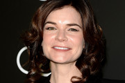 Betsy Brandt Pinned Up Ringlets