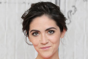 Isabelle Fuhrman Messy Updo