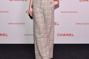 Ava Phillippe Wide Leg Pants