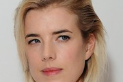 Agyness Deyn Half Up Half Down