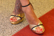 Valeria Bilello Evening Sandals
