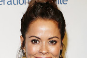 Brooke Burke Hair Knot